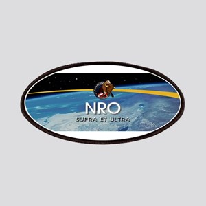 NROL-36 Program Logo Patches
